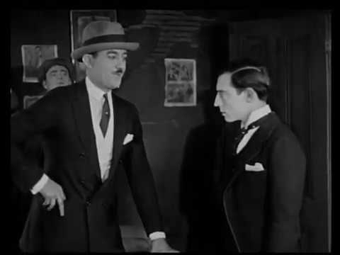 Download Sherlock Junior (1924) by Buster Keaton, cinemix by Jean-Yves Leloup (RadioMentale), excerpt
