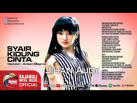 Jihan Audy - Syair Kidung Cinta - Official Music Video