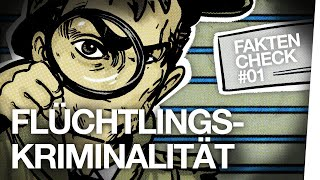 Moritz Neumeier – Faktencheck I: Flüchtlingskriminalität