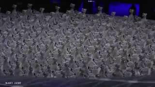 [2018 평창] Opening Ceremony - 태극 우주의 조화 @ PyeongChang Olympic 2018