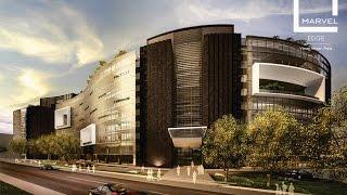 Marvel Edge - Commercial Property of Pune (Walkthrough)