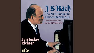 Book II: Prelude and Fugue No. 12 in F minor BWV 881: I. Prelude