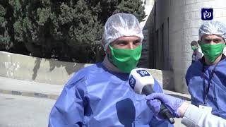 القطاع الصحي خط الدفاع الأول في الحرب مع كورونا-7/4/2020