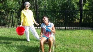Leanza Cornett Ice Bucket Challenge