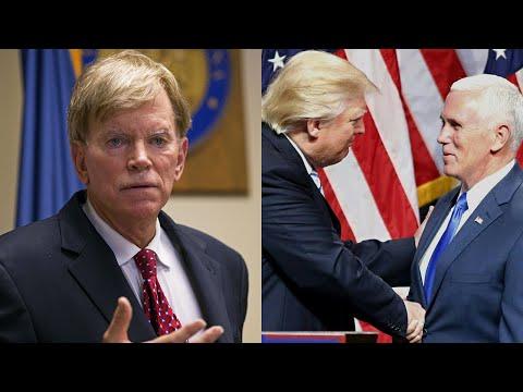 Donald Trump VP Pick Mike Pence Refuses To Call David Duke Deplorable (REACTION)