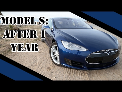 Tesla Model S: An In-Depth Look After 1 Year of Ownership