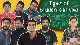 PDT - Types Of Students in Viva ft. Ashish Chanchlani Vines | Aashqeen | Rishhsome | Hasley India
