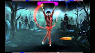 Michael Jackson: the experience-Thriller (3DS version)