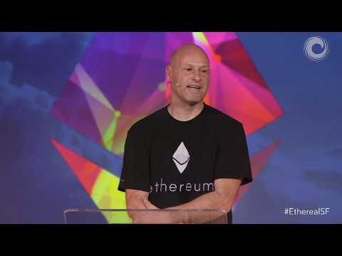 Joe Lubin - Ethereal SF 2017 - Keynote Address