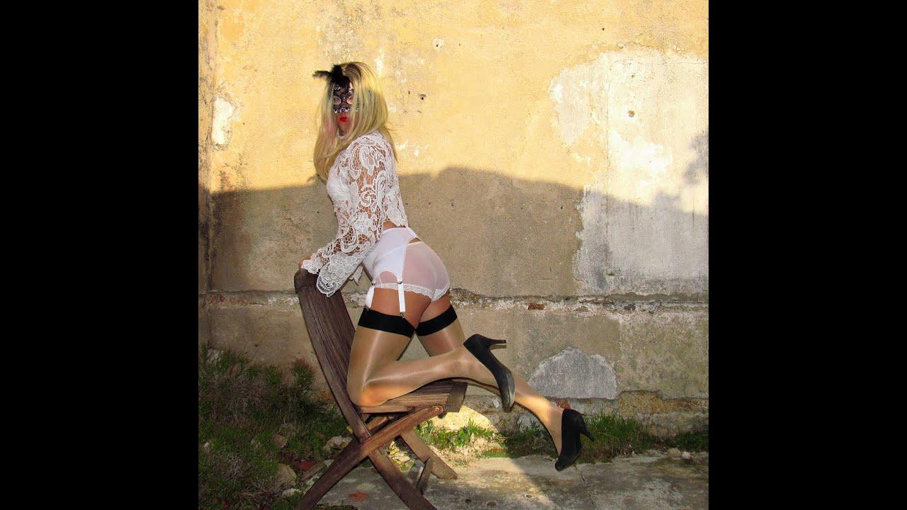 Hot Naughty Mature Milf Cougars Older Women In Pantyhose -4684