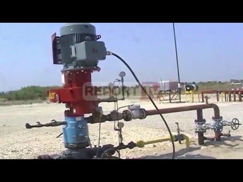 Report TV - Bankers Petroleum pezullon arbitrazhin ndaj shtetit shqiptar
