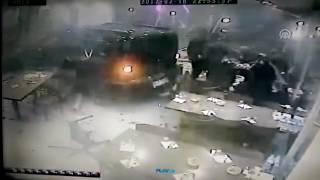 Köfteci Yusuf kazası güvenlik kamerası