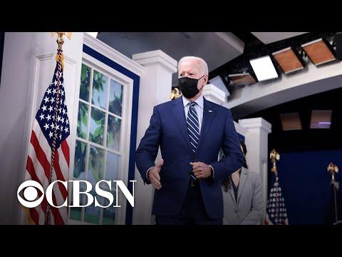 Biden to meet with House Democrats as spending bills hang in balance