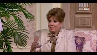السفيرة عزيزة - فادية عبد الغني : انا اشتغلت مع فنانين كبار كتير وقمم في التمثيل
