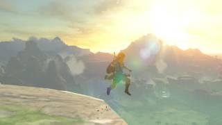 The Legend of Zelda Breath of the Wild comercial Superbowl 2017