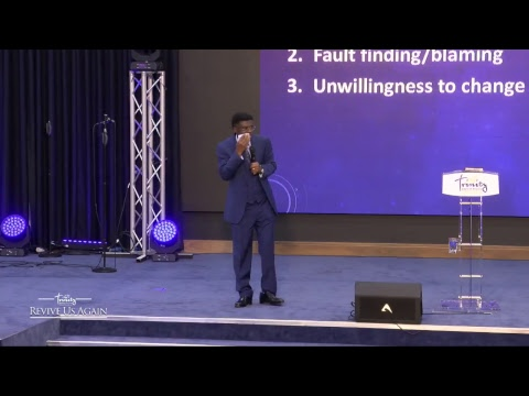 Lord, Revive My Thinking | Rev. Kingsley Appiagyei