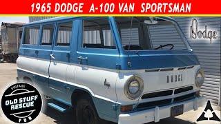 1965 Dodge  A-100 Van