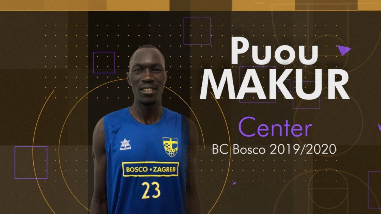 Puou Makur 2019 2020 Highlights I Pepi Sport Agency Youtube