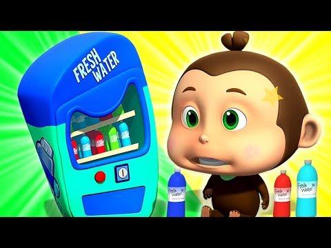 Myyntiautomaatti | Piirretyt Video Lasten | Vending Machine | Kids Tv Suomi | Finnish Lasten Lauluja