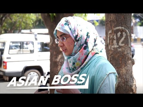 What's It Like Being A Muslim In India? Street   ASIAN BOSS