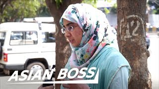 Gambar cover What's It Like Being A Muslim In India? [Street Interview] | ASIAN BOSS