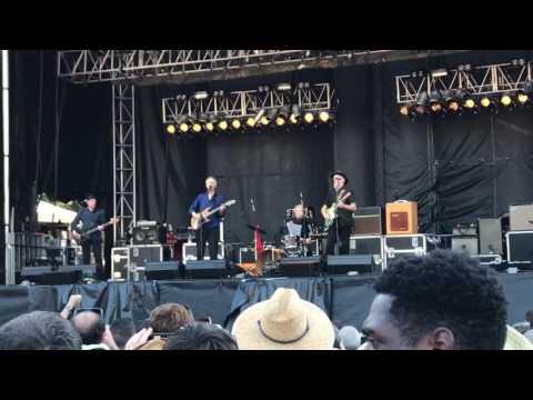 "Television ""MARQUEE MOON"" Live Solid Sound Festival 6.23.17 N. Adams, MA MASS MOCA"