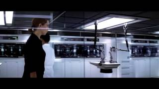 Pain - Computer God (Film Превосходство, Transcendence, clip)