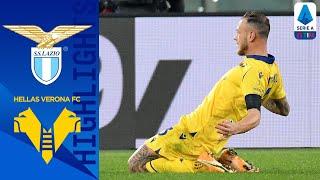 Lazio 1-2 hellas verona | makes comeback win with tameze goal serie a tim
