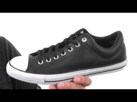 Converse Chuck Taylor® All Star® Hi Street Ox Leather  SKU:8586926