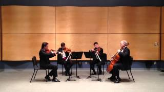 Millenius String Quartet - Tango in D (Spanish Dance) - by Isaac Albeniz