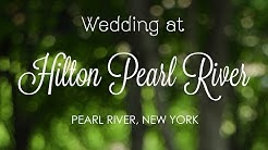 Hilton Pearl River Wedding, NY