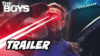 The Boys Season 2 Trailer 2020 - New Homelander Clip Breakdown and Easter Eggs