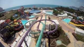 Видео нового комплекса. Аквапарк Судак 2012.(, 2013-08-11T12:51:36.000Z)