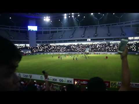 Stadion Batakan . Berjanji Untuk Setia
