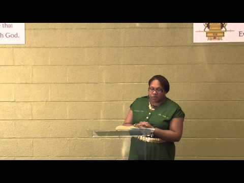 "Kingdom Life Ministries  Virginia Beach, VA  Sermon -""Greater"""