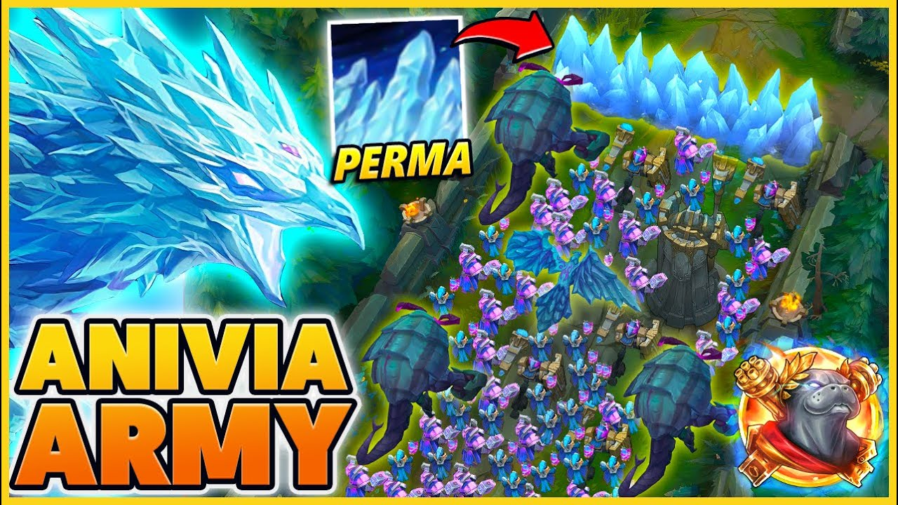 Download The INSTANT WIN Anivia Army Push URF Strategy (HILARIOUS)