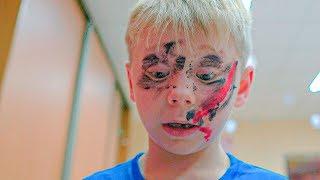 ЗОМБИ В ДЕТДОМЕ Детский дом КОЛЛАБОРАЦИЯ Cool Kids Cool Kids Mini Хаски Бандит Mister Booble