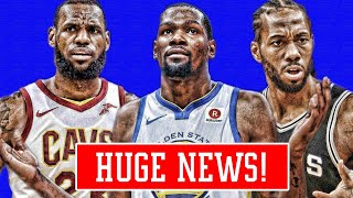 OKC WANTS KD BACK! KAWHI FEELS BETRAYED! CAVS NOT REBUILDING! | NBA NEWS