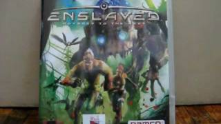Enslaved Odyssey To The West PS3 Region 3 Unboxing Video