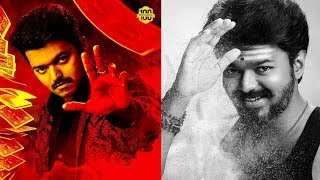 #Thalapathy #Vijay's Mersal first look