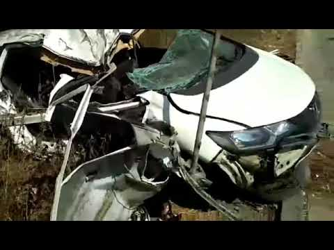 Danish Zehen Car Accident Kese Hua Car Ka Kia Haal Hua Youtube