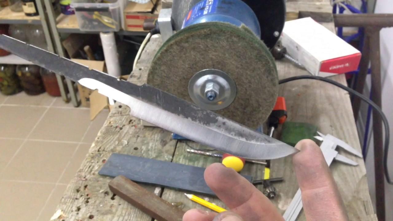 Финский нож или финка