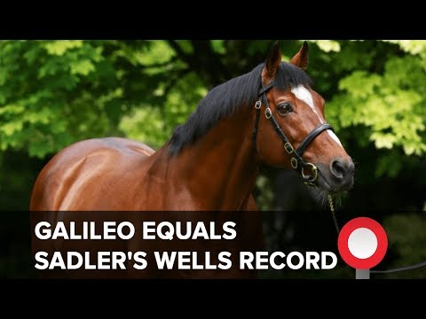 Galileo equals Sadler's Wells record with 73rd worldwide Group 1 winner