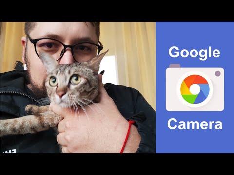 Как установить Google камеру на свой смартфон
