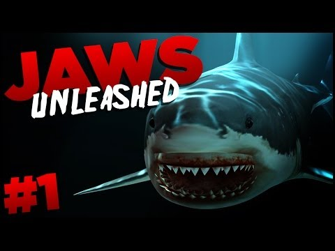 Jaws Unleashed | Story Mission #1 | Durr Dun, Durr Dun...