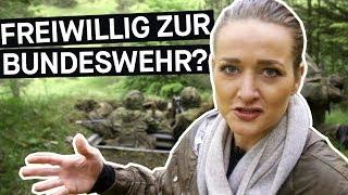 Wer geht heute noch freiwillig zur Bundeswehr? || PULS Reportage