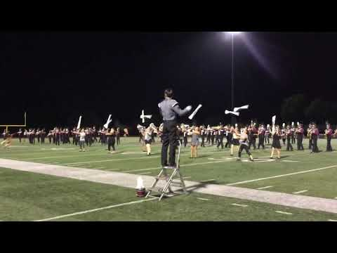Claremont High School Marching Band—Marching Dead