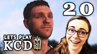 (The Naughty Naughty Priest...) Lilia Plays Kingdom Come: Deliverance - Part 20