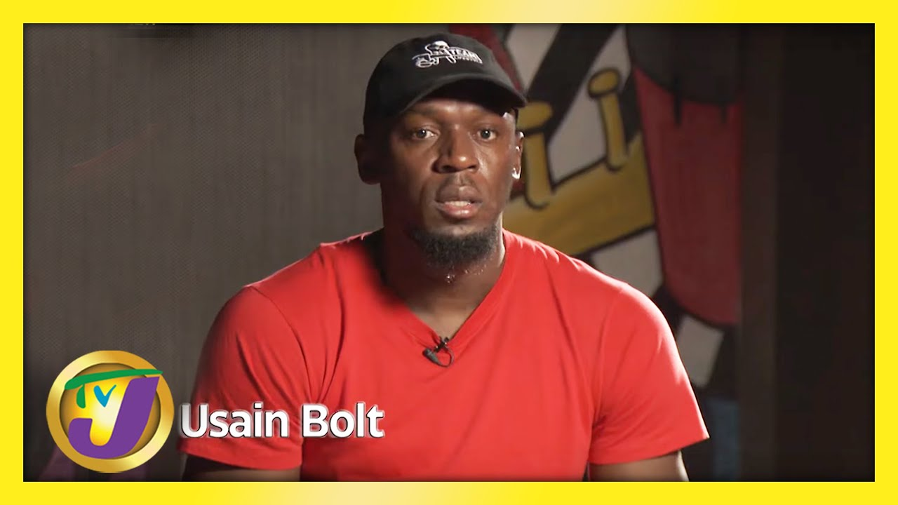 Usain Bolt Comments on Antonio Watson Gun Gesture | TVJ Entertainment Report - May 28 2021