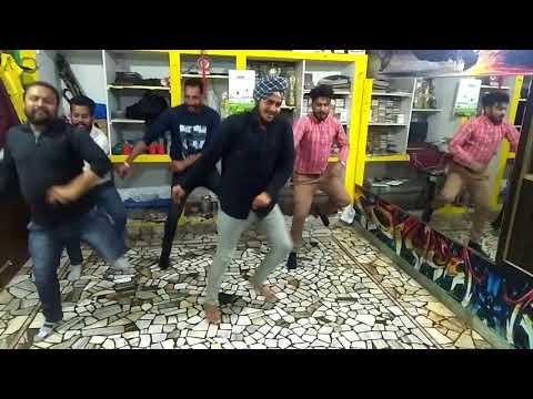 Arshad Goria Bhangra cocah Goria Dance unit (Regd) BarnalaSong Palazzo